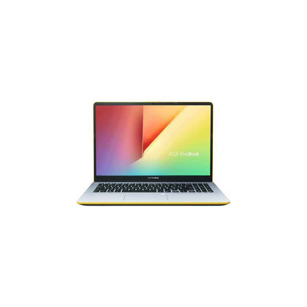 Asus Vivobook S15 15 6 Laptop Intel Core I5 8gb Ram 256gb Ssd Silver Blue Yellow 8th Gen I5 8265u Quad Core Intel Uhd Graphics 620 Products In 2019 Laptop Quad Blue Yellow