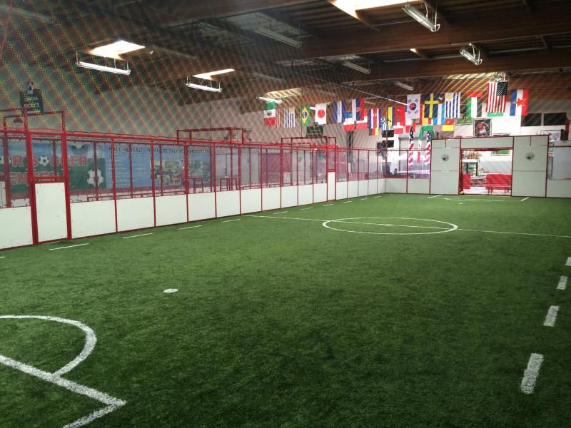 Indoor Soccer Center Indoor Soccer Center Indoor