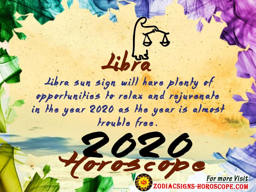 2020 Libra Horoscope Overview by decans: