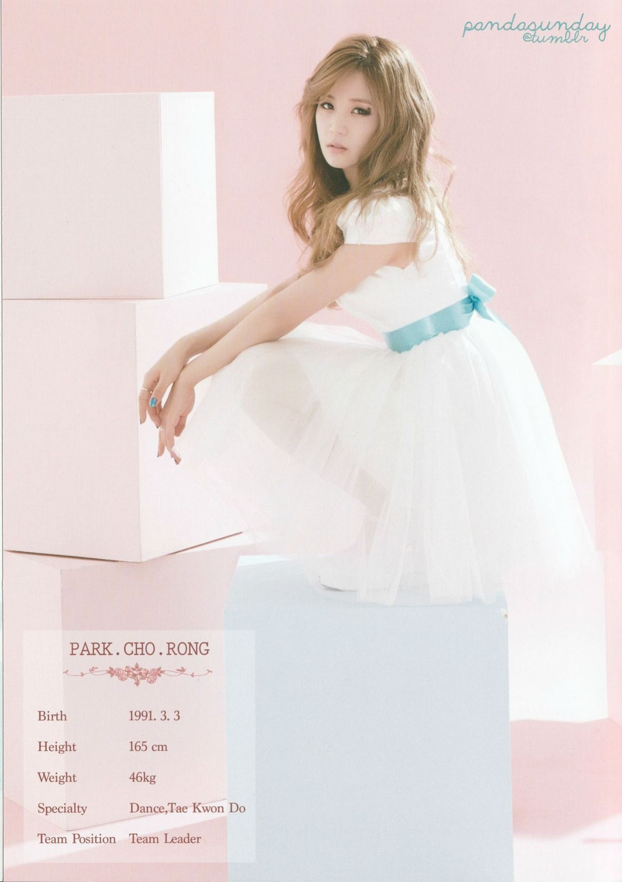 Chorong the beautiful fairy ❤