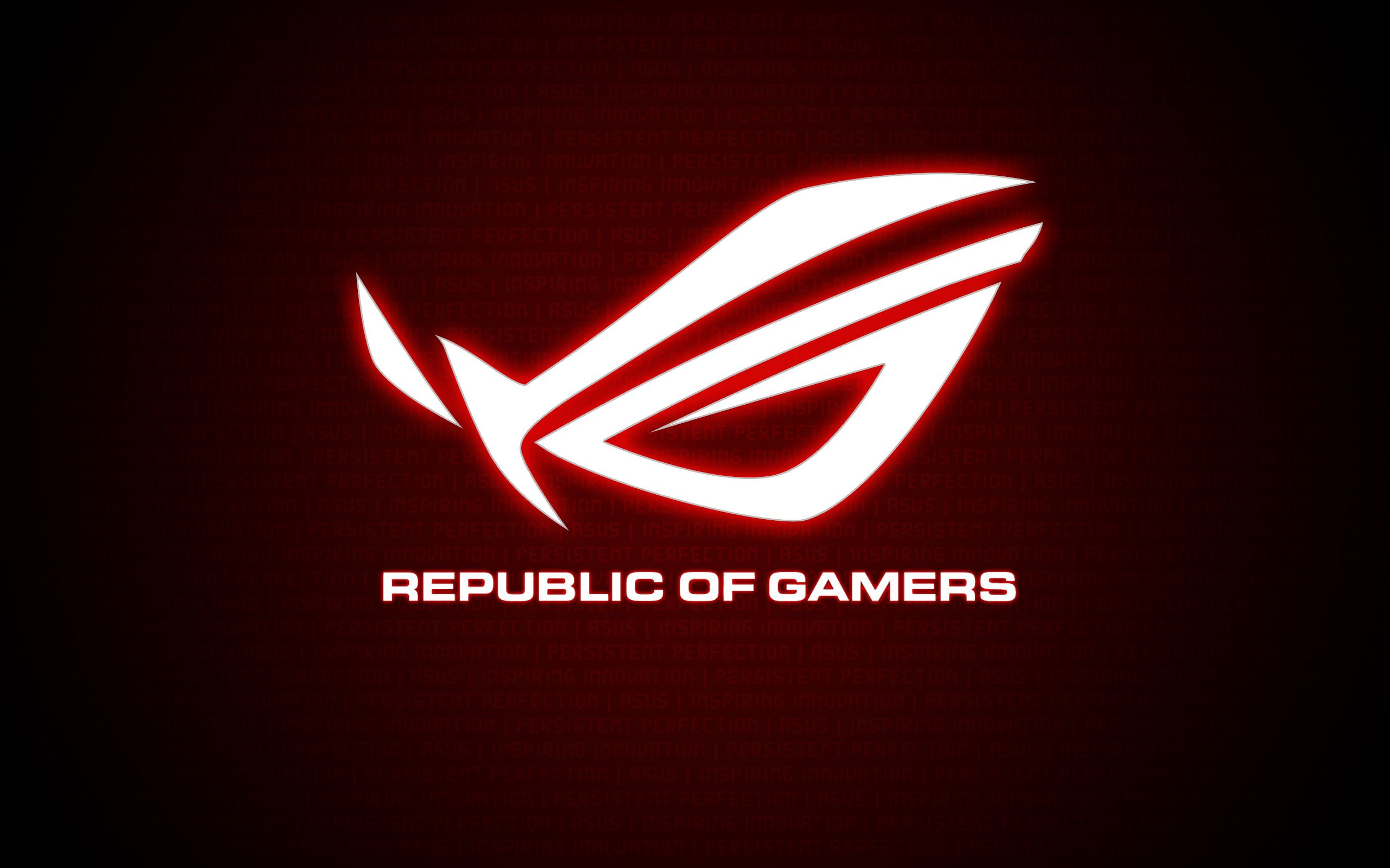 Red Asus RoG Wallpaper Produk apple, Gambar pensil, Gambar