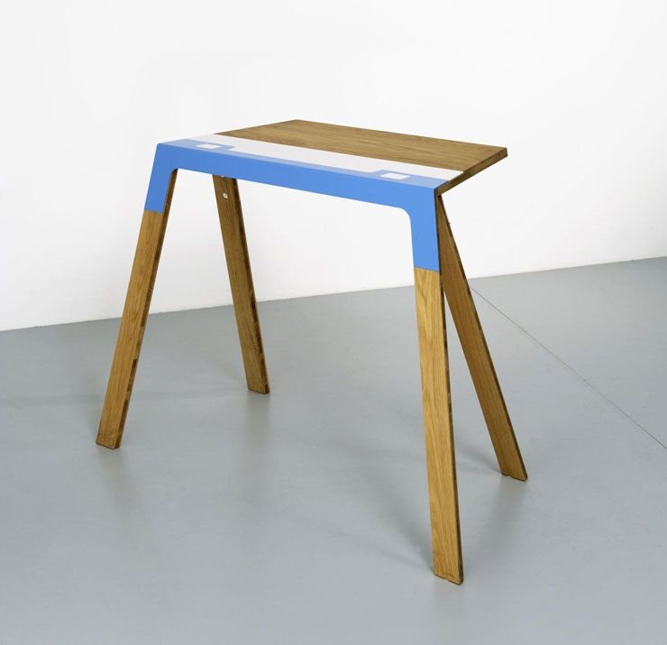 Escritoire Designed By Design Studio Ett La Benn. Can Also Be Used As A  Stand Alone Side Table. Gif Animation On How This Works After Jump.