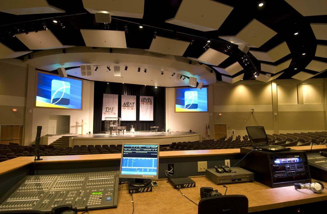 Greenwood Christian Church Addition Aspen Group Worship
