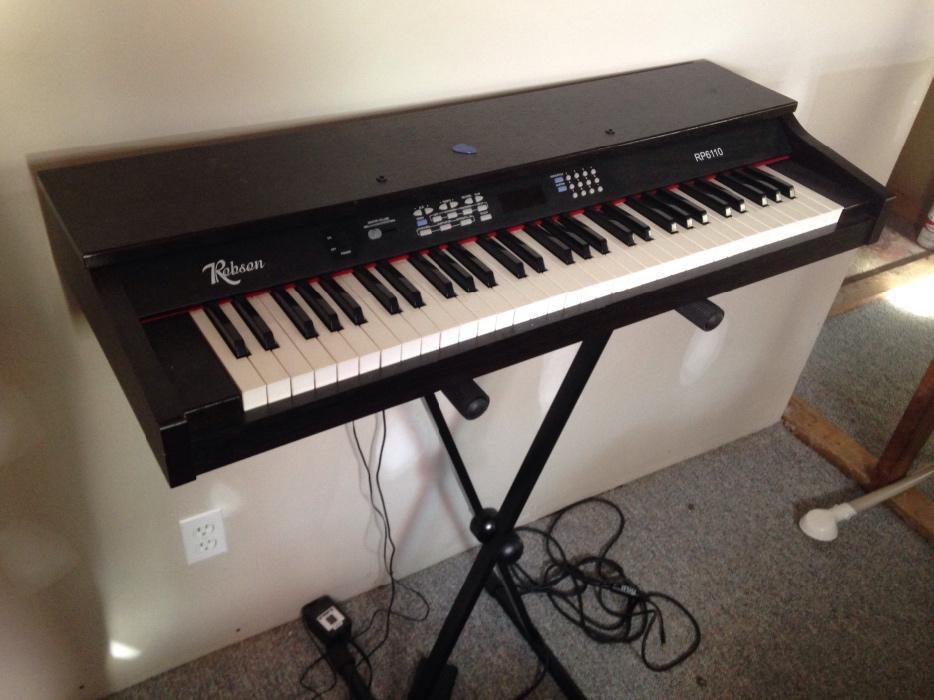 white baby grand digital piano robson rp6100 digital piano rh pinterest com