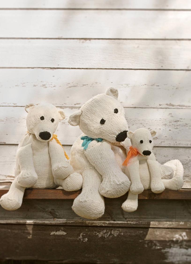 Spud and chloe three brrr bears stuffed animal knitting pattern spud chloe 3 brrr bears knitting pattern bankloansurffo Gallery