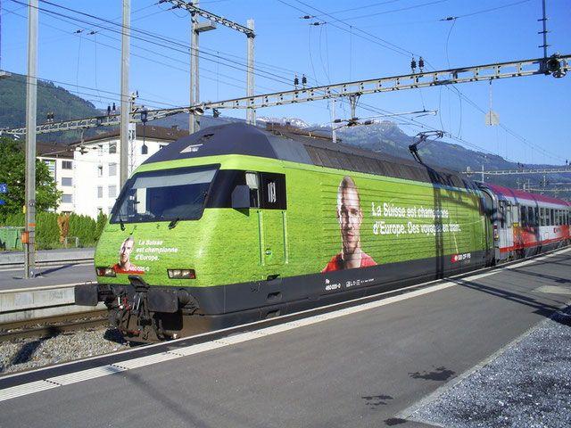 Re 460 0250 info24 Re 460 Verkehrsmittel, Eisenbahn