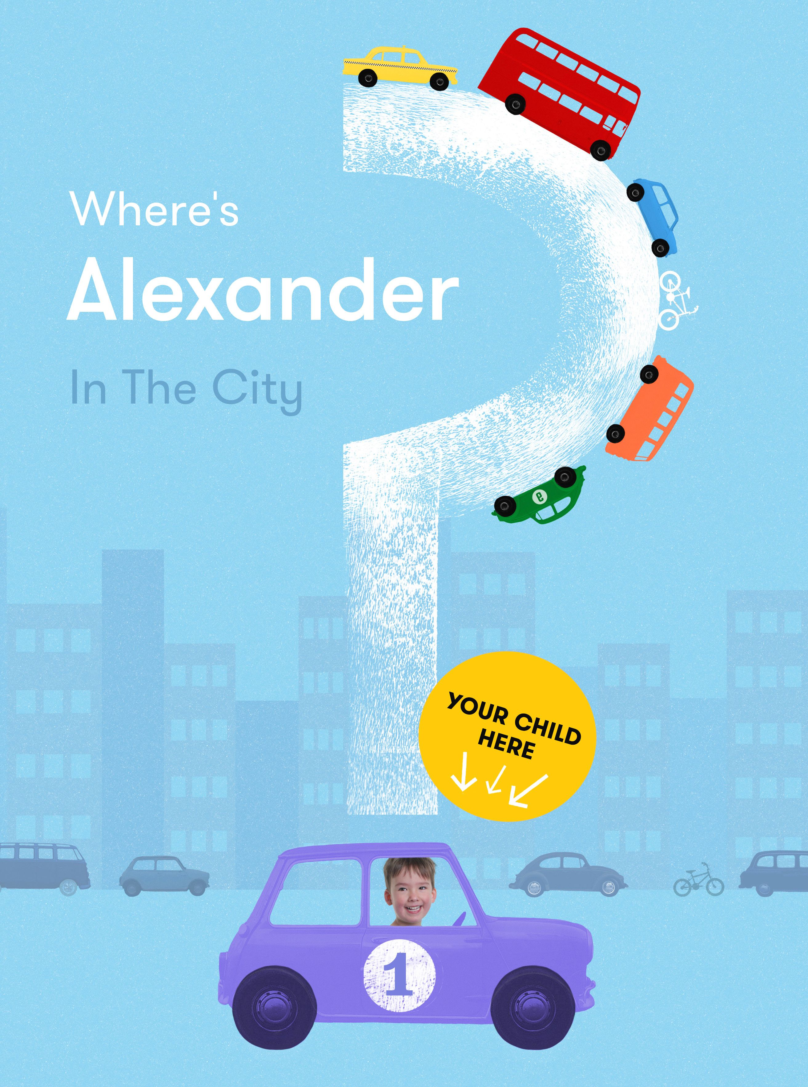 The wonderful cover from our new personalised kids book HeyWow! 'In the City' Your childs face and name will appear on the cover and in all 12 beautifully illustrated city scenes. Just send us a photo of your child and we'll do the rest. Find out more: https://www.kickstarter.com/projects/39150986/an-amazing-personalised-picture-book-for-kids  #heywowbooks #kidsbooks #picturebooks #personalisedbooks #giftbooks #childrensbooks