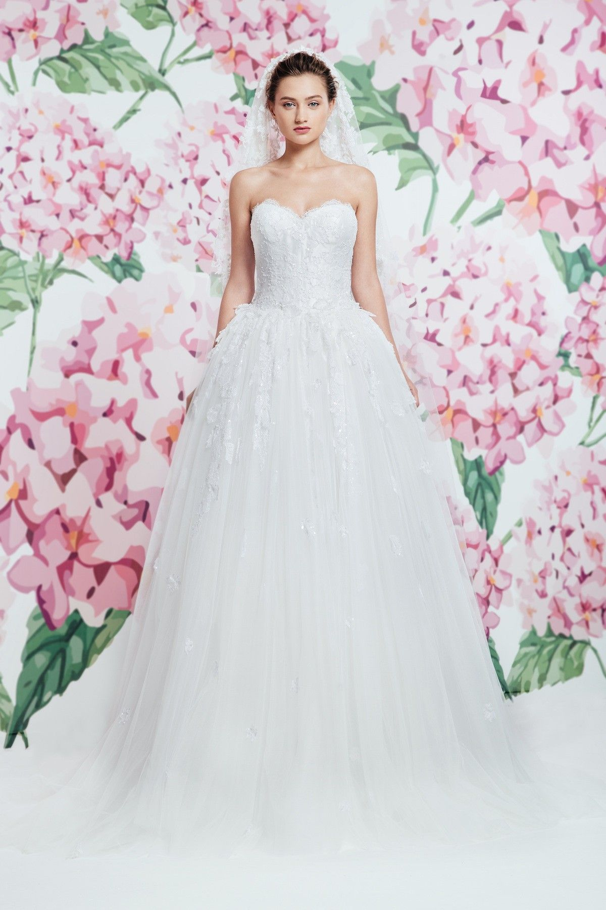 Berta fashion dress collection spring wedding dress