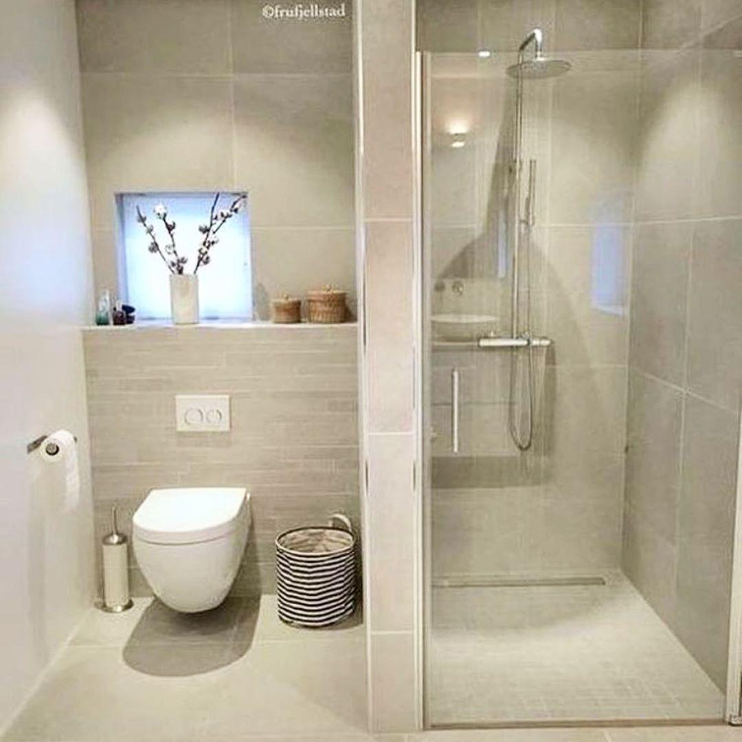 Design Et Inspiration Pour Votre Salle De Bain Bathroom Design Small Bathroom Guest Bathroom Small