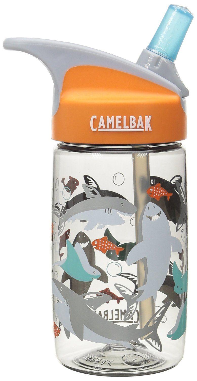 CamelBak Kids Eddy Water Bottle, 0.4 L