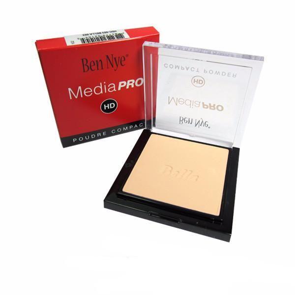 Ben Nye MediaPRO Bella Poudre Compact Powder - Full size compact