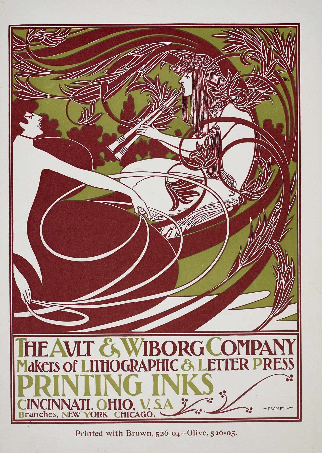 Artnouveau Illustration American Art Illustrations And Posters Vintage Posters