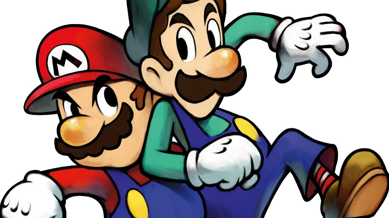 Mario And Luigi Dream Team Bros Wallpaper Mario Art Super Mario