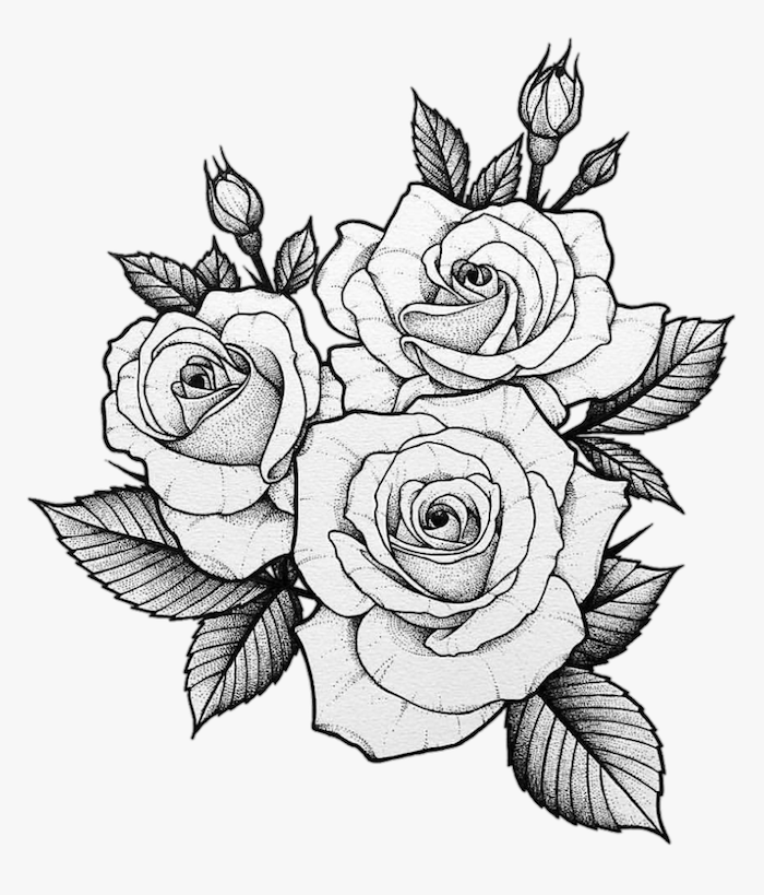 1001 Ideas Sobre Como Dibujar Una Rosa Paso A Paso Dibujo De Rosas Dibujo De Rosa Dibujos De Rosas