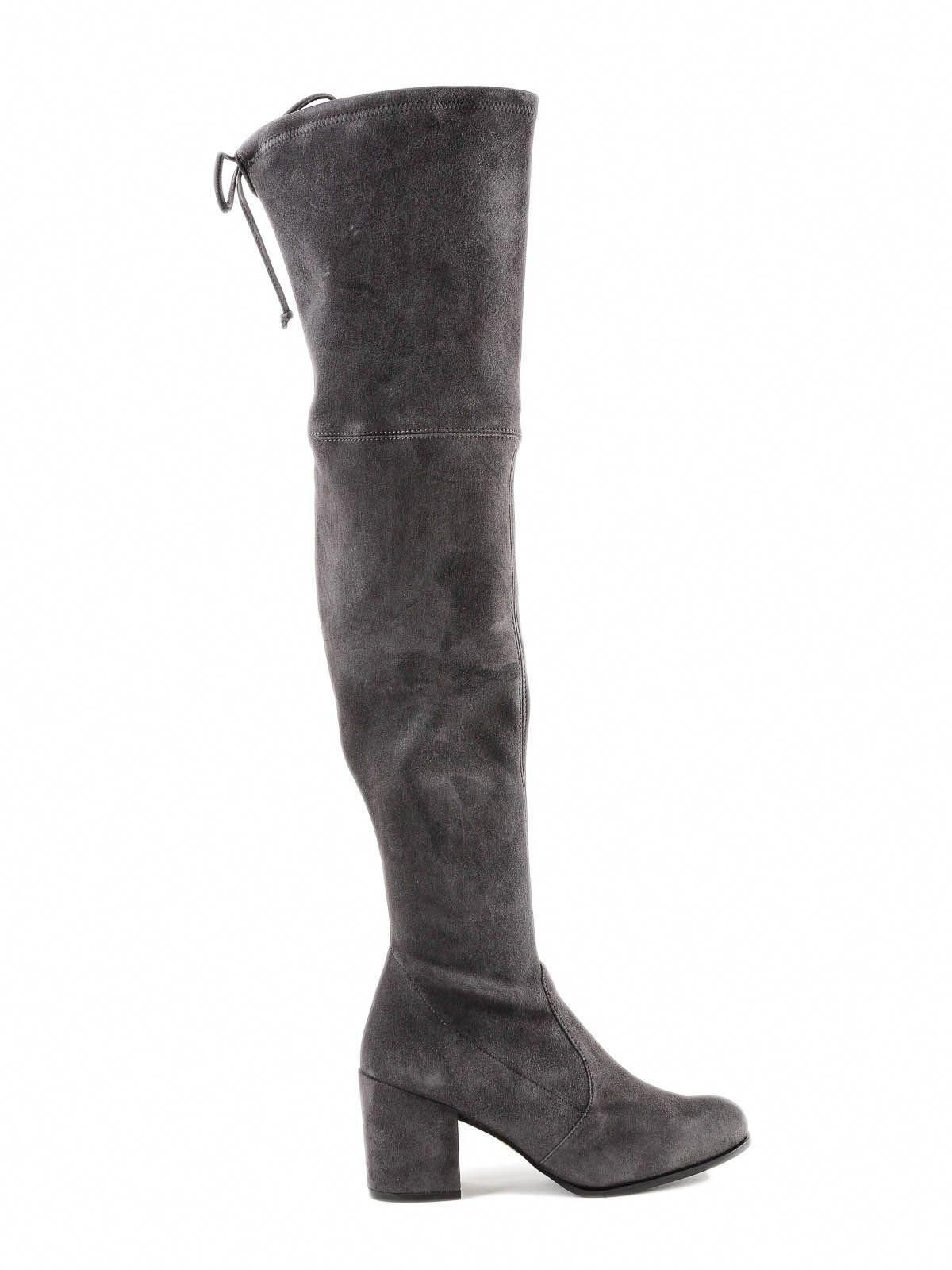 ce3de7542f5 NEW Stuart Weitzman Highland Suede Over the Knee boot Shoes