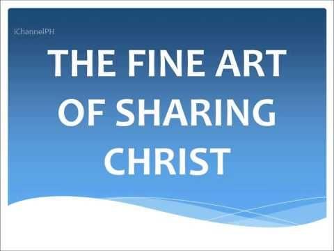 Ed Lapiz - The Fine Art of Sharing Christ - http://art-press.co/ed-lapiz-the-fine-art-of-sharing-christ/