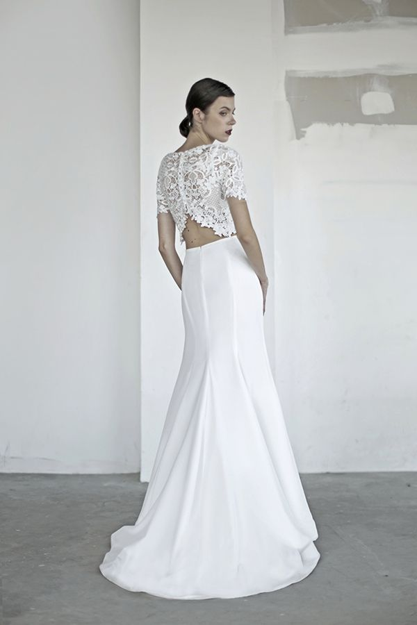 Collection - OUI The Label | minimal chic wedding gown | Pinterest ...