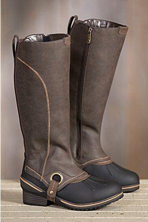 Women's Blondo Milady Waterproof Leather Boots
