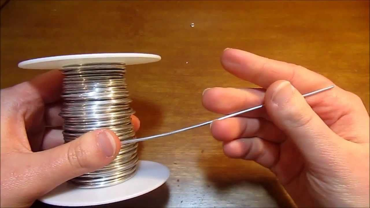 Jewelry Making Basics: Wire Terminology and Types for Beginners ...