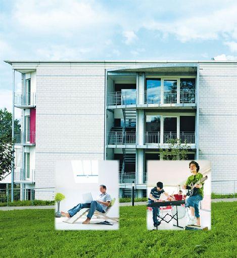 homeplaza w nde aus kalksandstein sch tzen vor l rm und bringen ruhe das zuhause die quelle. Black Bedroom Furniture Sets. Home Design Ideas