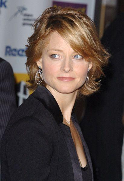 Jodie Foster Pics Jodie Foster Medium Hair Styles The Fosters