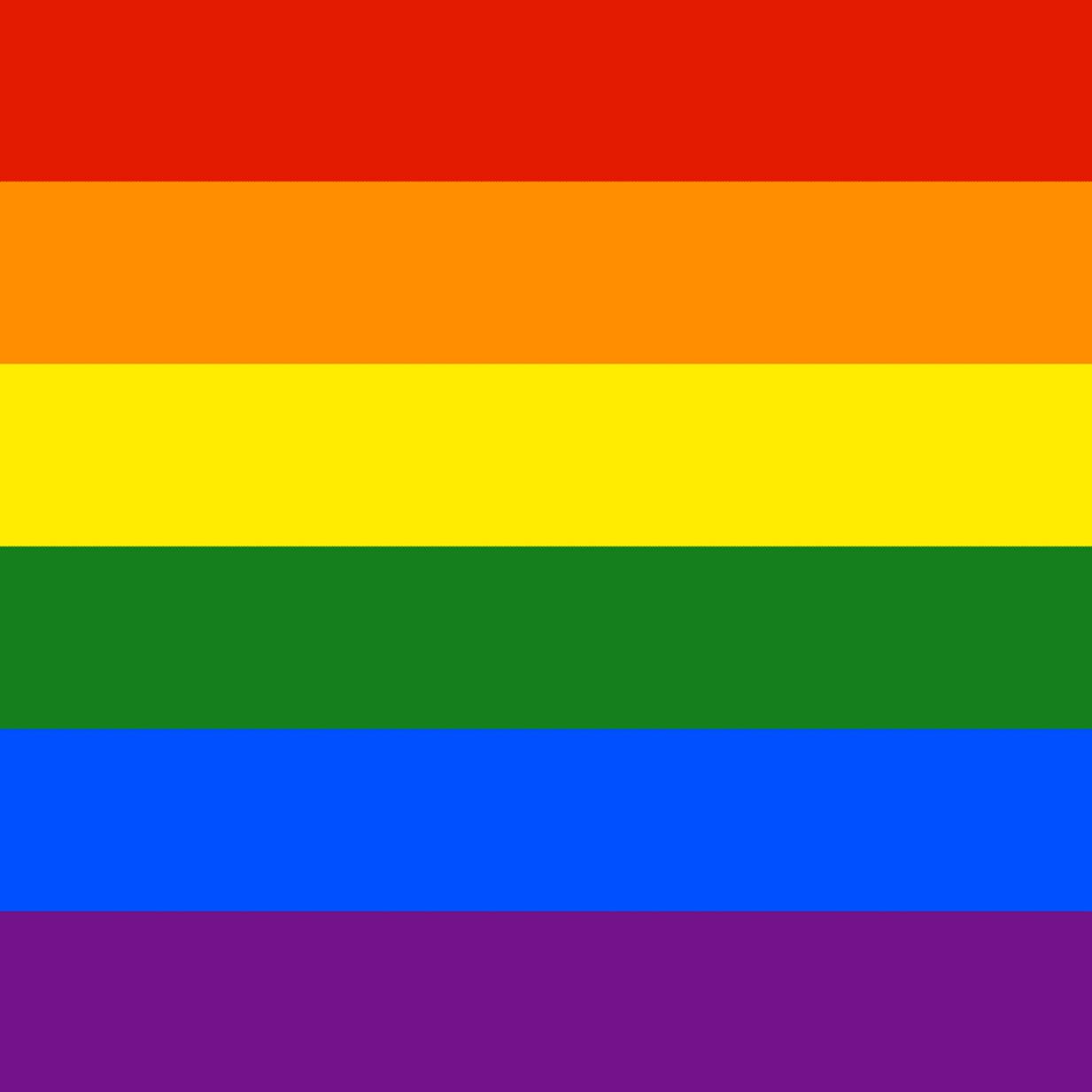 Asexual pride facebook filter