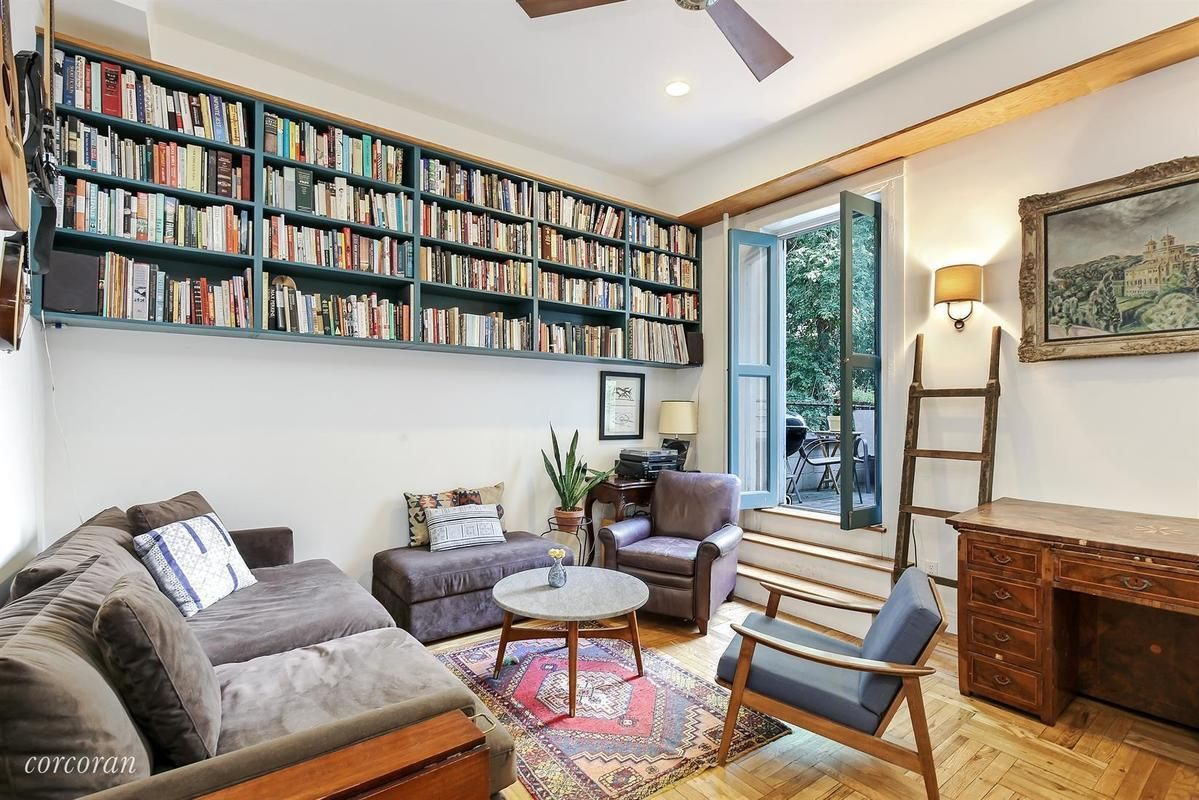 10 NYC Apts With Outdoor Space and Laundry Under 800K