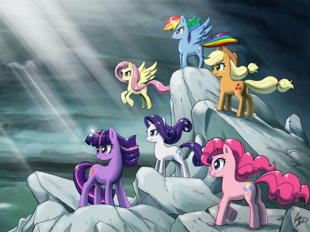 Magnífico Mi Pequeño Pony Navidad Páginas Para Colorear Amistad Es ...