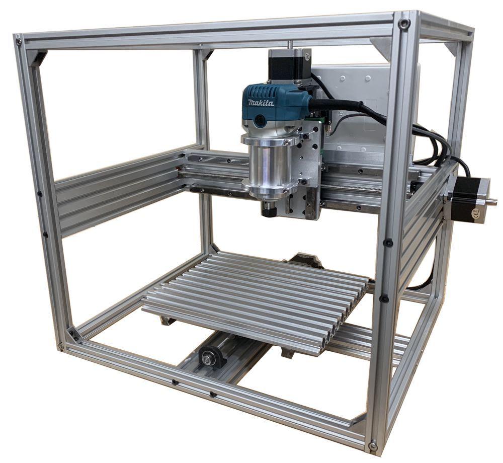 Tabletop CNC Router Yazıcı