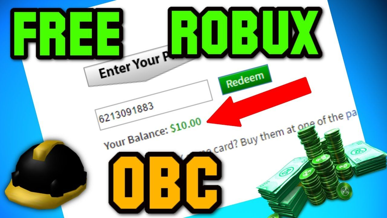 HOW TO GET FREE ROBUX+OBC *EASIEST METHOD!! || GET RICH!! [WORKS