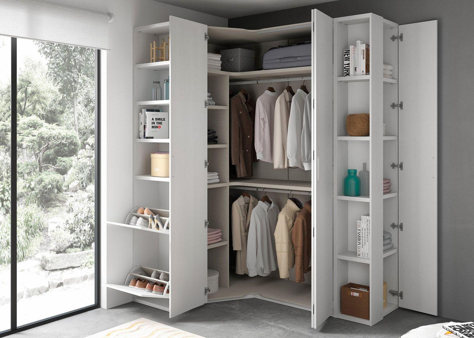 armario grandes dimensiones decoraci n en 2019 pinterest schrank kleiderschrank y. Black Bedroom Furniture Sets. Home Design Ideas