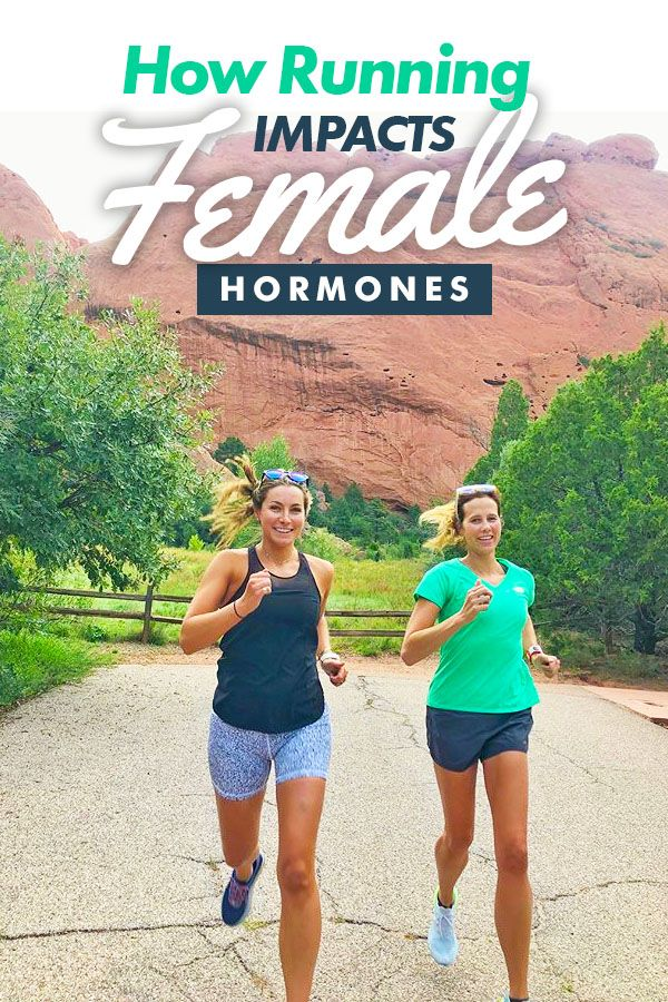 How does running impact our hormones? Find out what it takes to stay healthy with running
