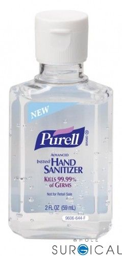 Gojo Industries 9605 24 Instant Hand Sanitizerersonal Bottle