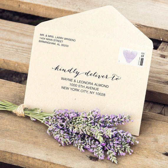 Wedding Envelope Templates Fit 3 5x5 Cards Editable Etsy Envelope Template Envelope Template Printable Cards Envelopes