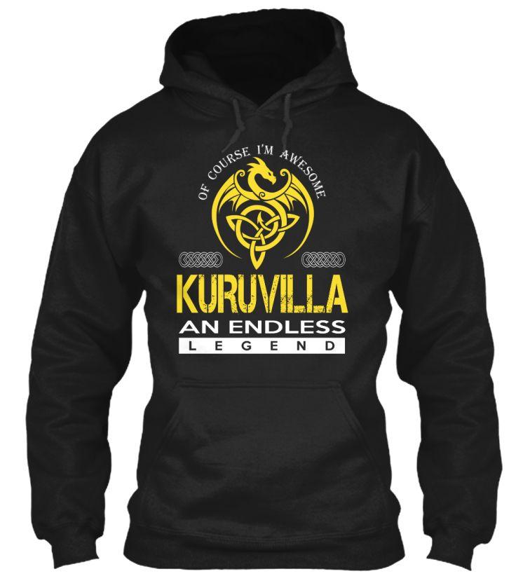 KURUVILLA An Endless Legend #Kuruvilla