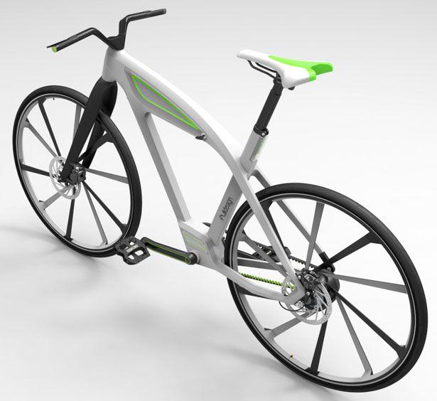 Ecycle Electric Bike By Milos Jovanovic Electric Bike Bicycles