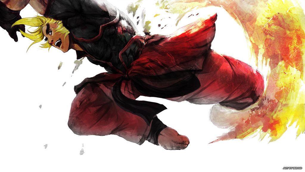 Ken Street Fighter 5 Ibrahim Idris Ken Street Fighter Street Fighter 5 Street Fighter