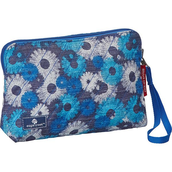 Eagle Creek Pack It Originalquilted Reversible Wristlet Daisy Chain 20