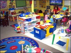 Centers For Pre Kindergarten Classrooms Pre K3 This