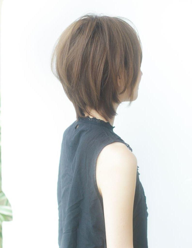 Pin By せおっち On ウルフヘアー Short Hair Styles Hair Styles