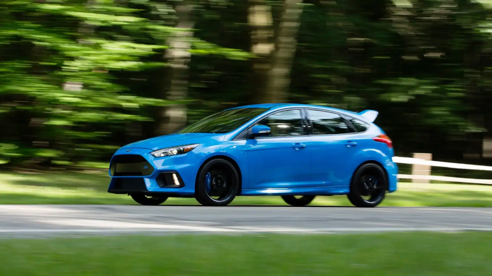 2018 Ford Focus Rs Review Ratings In 2020 Ford Focus Ford Focus Rs Focus Rs