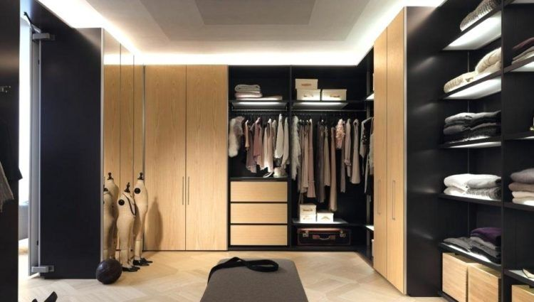 20 Beautiful Modern Closet Ideas Modern Closet Custom Closet