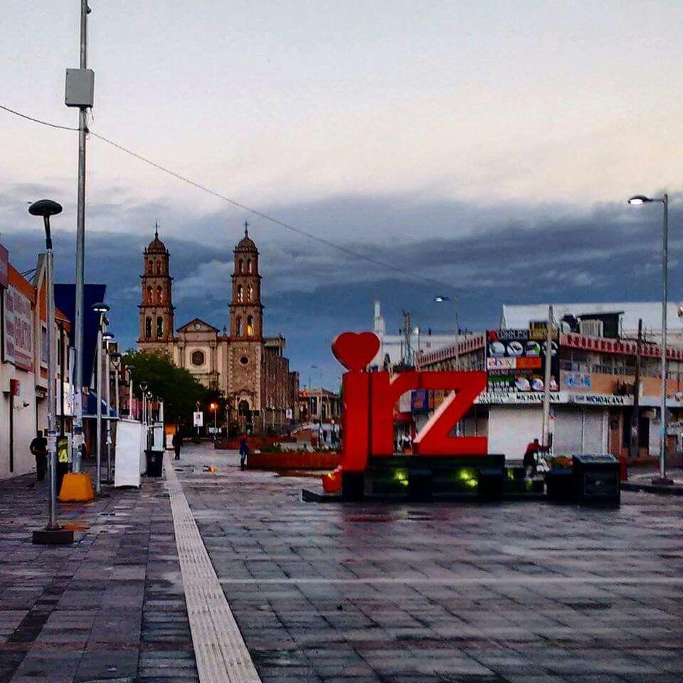 Historical downtown Cd. Juarez  Chih.   JUAREZ /El  Paso Tx
