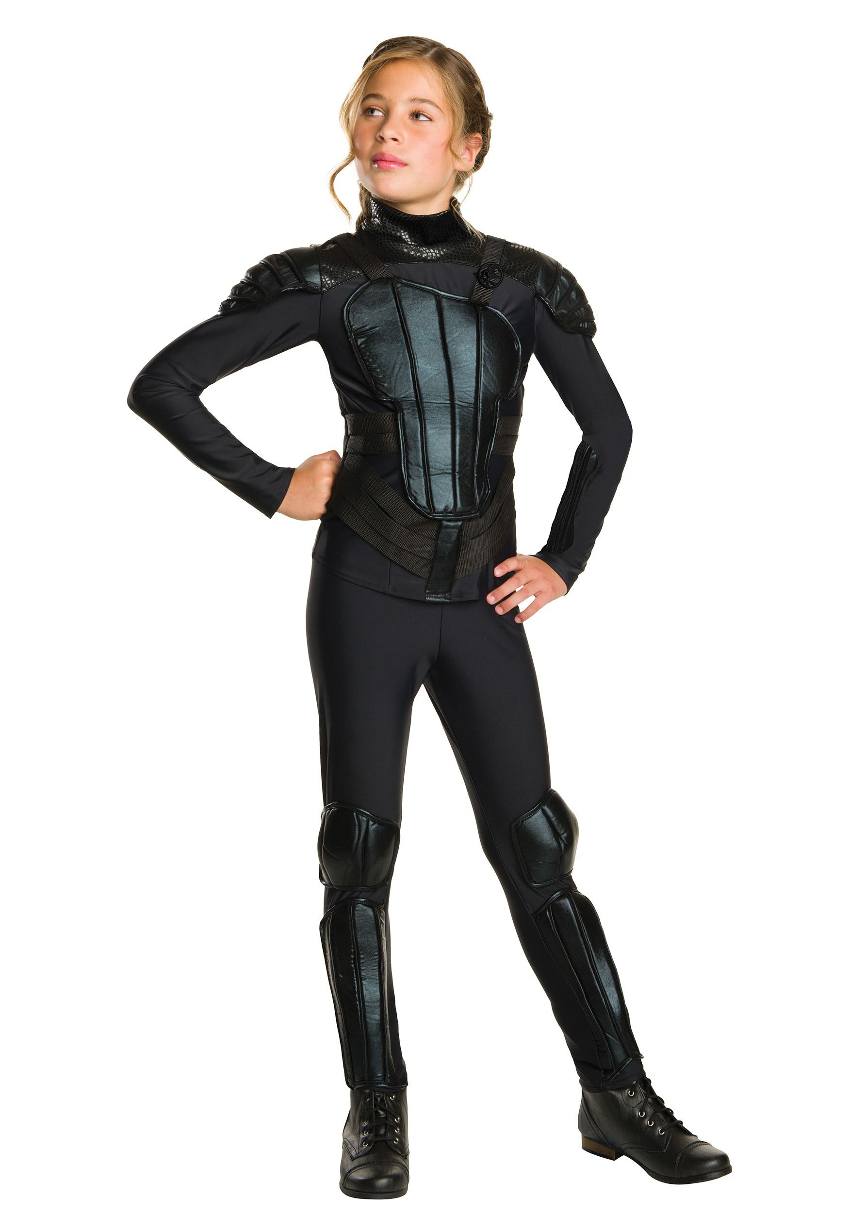 Tween Katniss Mockingjay Costume | Halloween Costumes for Teens ...