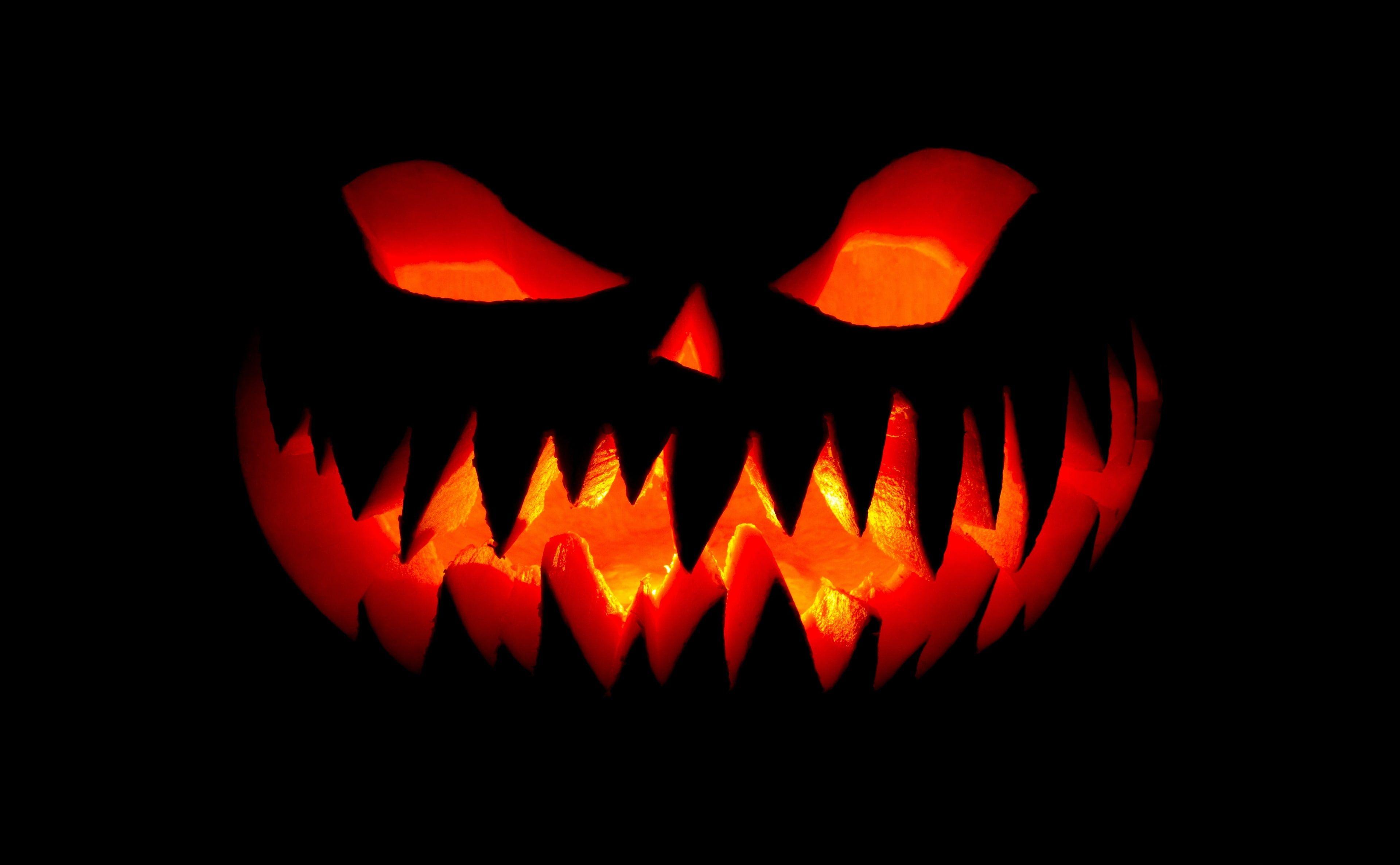 Happy Halloween 2017 Black Jack O Lantern Illustration Holidays Halloween Halloween Wallpaper Backgrounds Halloween Desktop Wallpaper Lantern Illustration