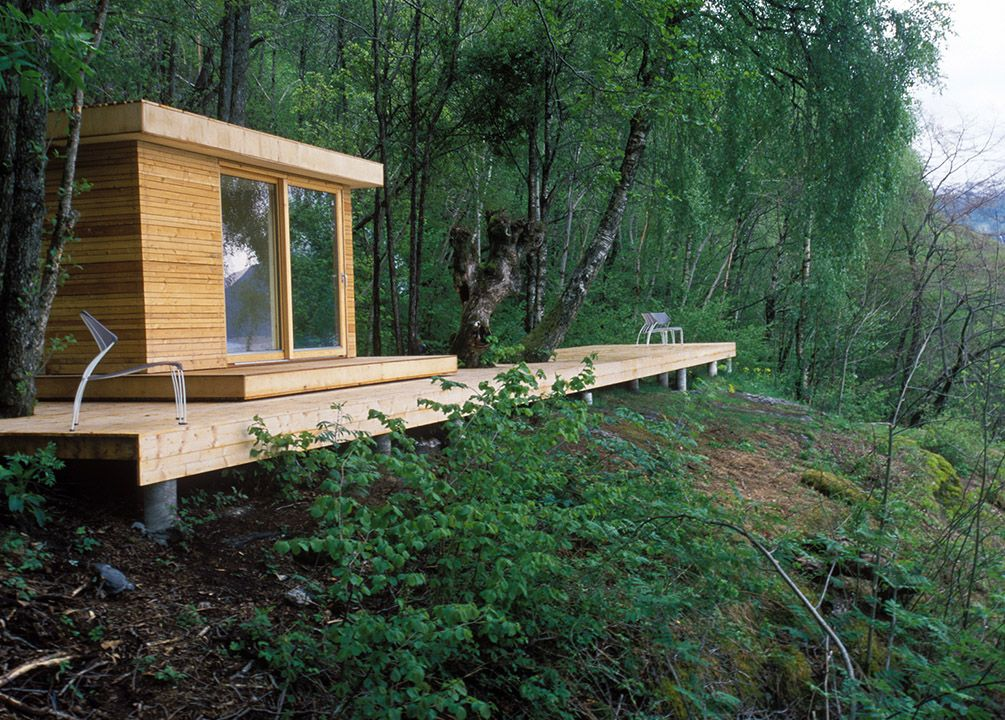 Hardanger Retreat | Saunders Architecture