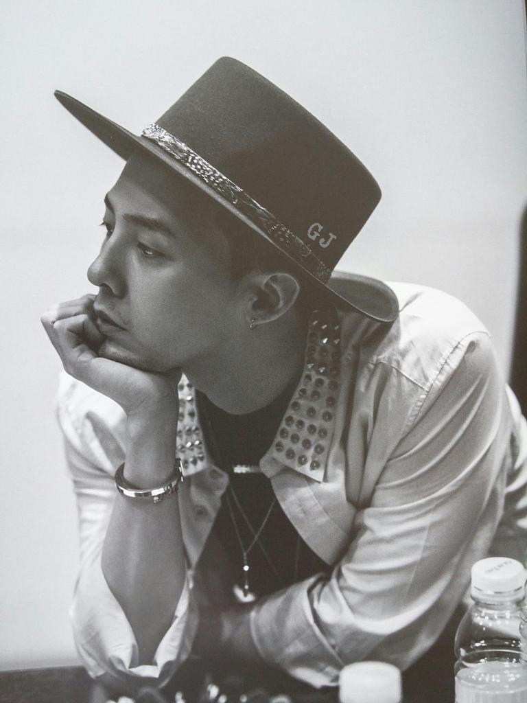 G-Dragon   PEACEMINUSONE Making Book   GD Style   Pinterest   Making ...