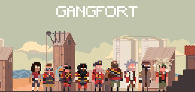 GANGFORT - un omaggio a Team Fortress in pixel art!