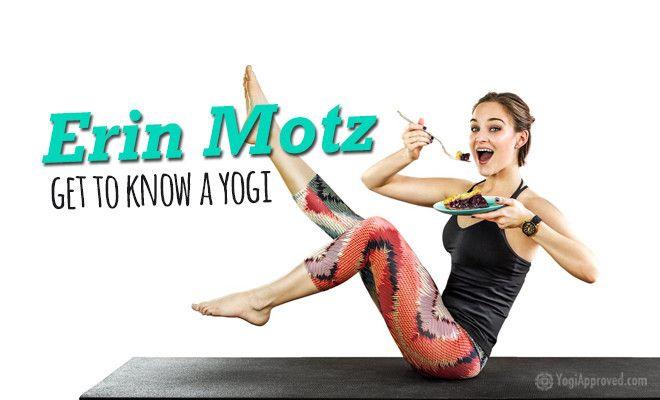 An Interview With Bad Yogi Erin Motz