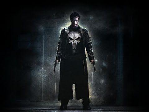 The Punisher Dvd Walmart Com The Punisher Movie Punisher Thomas Jane